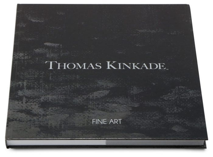Thomas Kinkade Fine Art (Hard Cover)