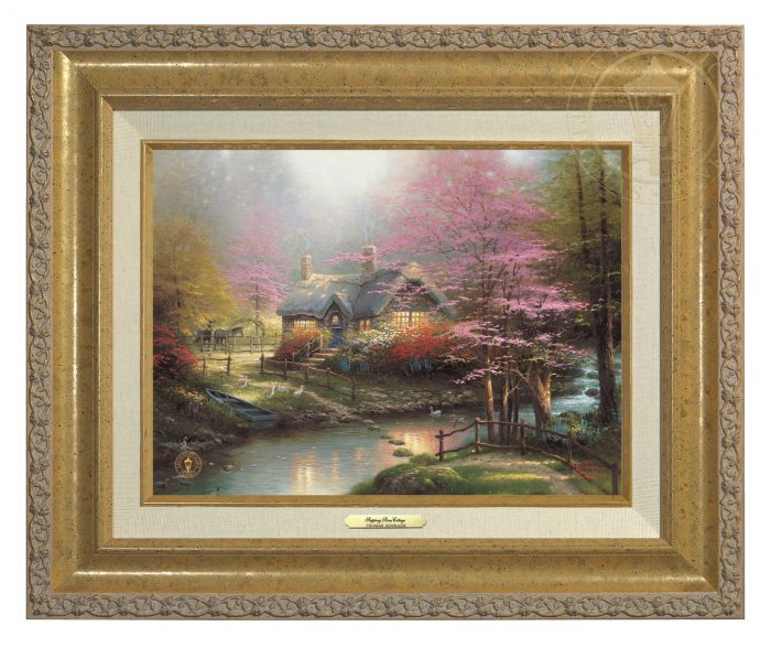 Stepping Stone Cottage – Canvas Classic