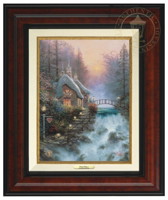 Sweetheart Cottage II – Canvas Classic