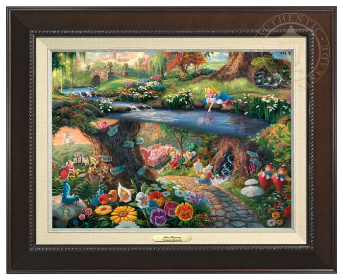 Disney's Alice in Wonderland – Canvas Classic