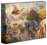 Disney Dumbo – 8″ x 10″ Gallery Wrapped Canvas