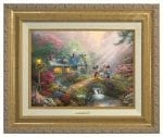 Disney Mickey and Minnie – Sweetheart Bridge – Canvas Classic