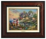 Mickey and Minnie – Sweetheart Cove – Canvas Classics