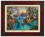 Disney Peter Pan's Never Land – Canvas Classics