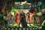 Justice League, The – Limited Edition Canvas