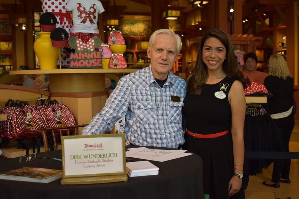 Disney Dreams Collector Event at the World of Disney®