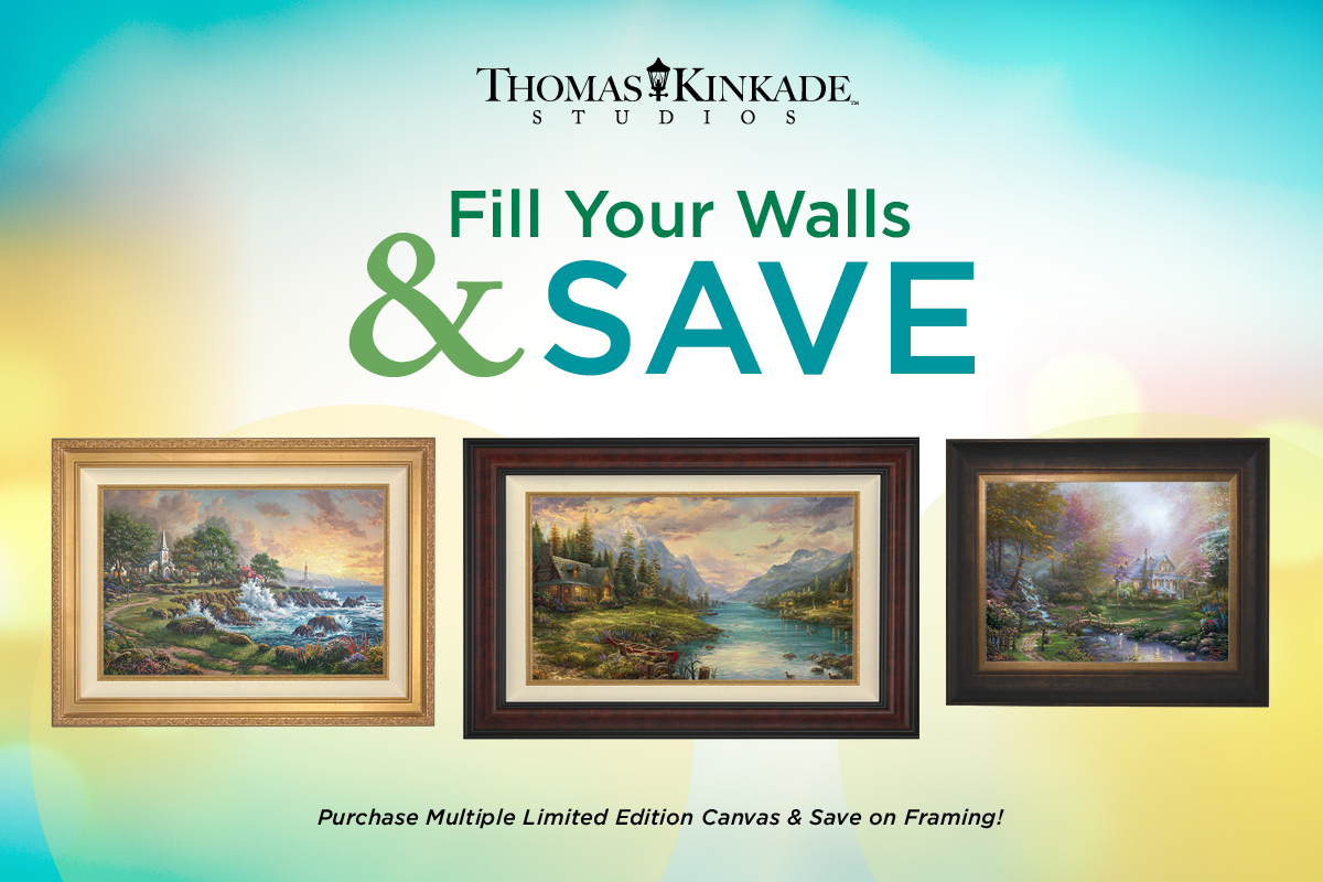 Fill Your Walls and Save