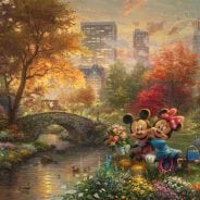 Mickey and Minnie – Sweetheart Central Park