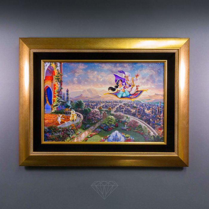 Aladdin – Jewel Edition Art