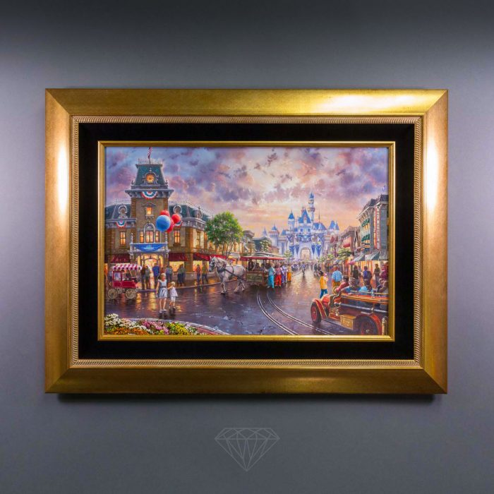Disneyland® 60th Anniversary – Jewel Edition Art