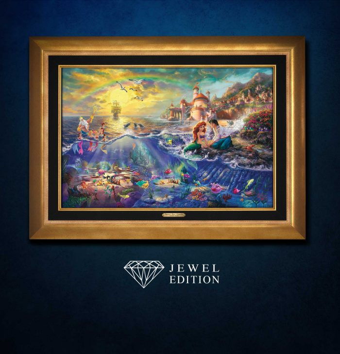 Little Mermaid, The – Jewel Edition Art