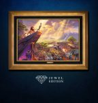 Lion King, The – Jewel Edition Art