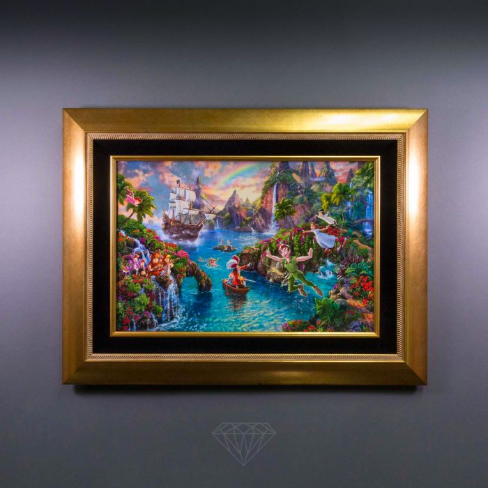 Peter Pan's Never Land – Jewel Edition Art