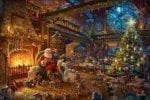 Santa's Workshop – Limited Edition Art