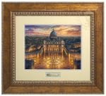 The Vatican Sunset – Prestige Home Collection