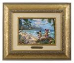 Mickey and Minnie in Hawaii – Brushworks