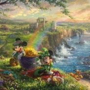 Mickey and Minnie in Ireland