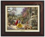 Snow White Dancing in the Sunlight – Canvas Classics
