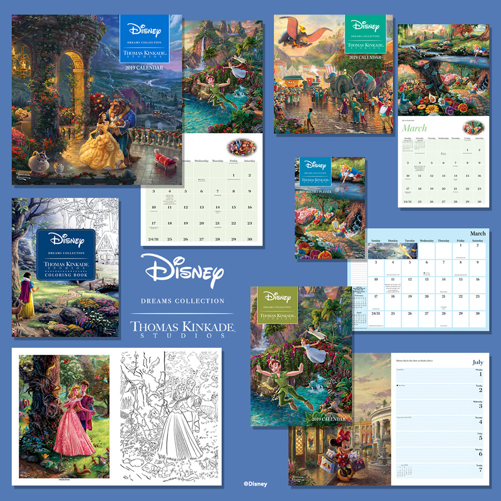 Contest Time! Win a Set of Four 2019 Calendars!