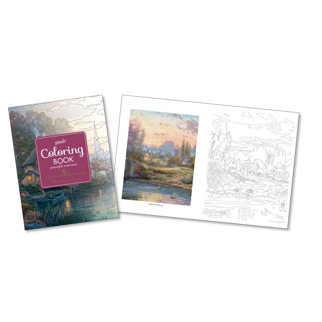 Coloring Book from Andrews McMeel Universal