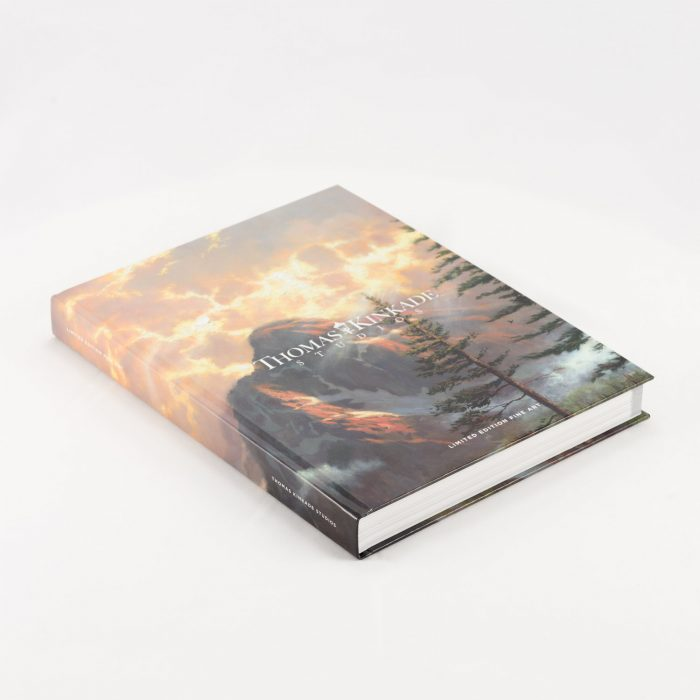 Thomas Kinkade Studios Fine Art – Hardcover Book (2018)