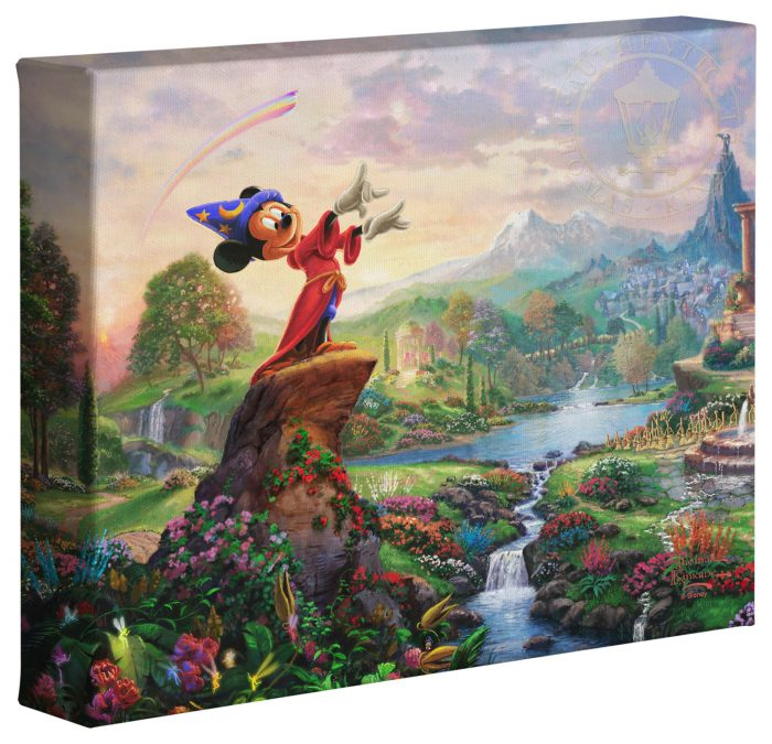 Fantasia – 8″ x 10″ Gallery Wrapped Canvas