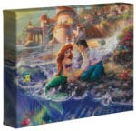 Little Mermaid, The – 8″ x 10″ Gallery Wrapped Canvas