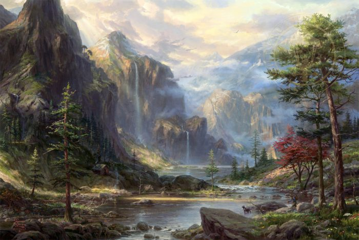 High Country Wilderness – Limited Edition Art