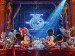 90 Years of Mickey – Limited Edition Canvas