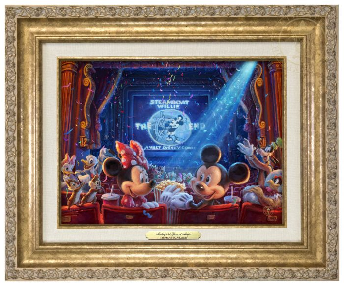 90 Years of Mickey – Canvas Classics
