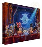 90 Years of Mickey – 11″ x 14″ Gallery Wrapped Canvas