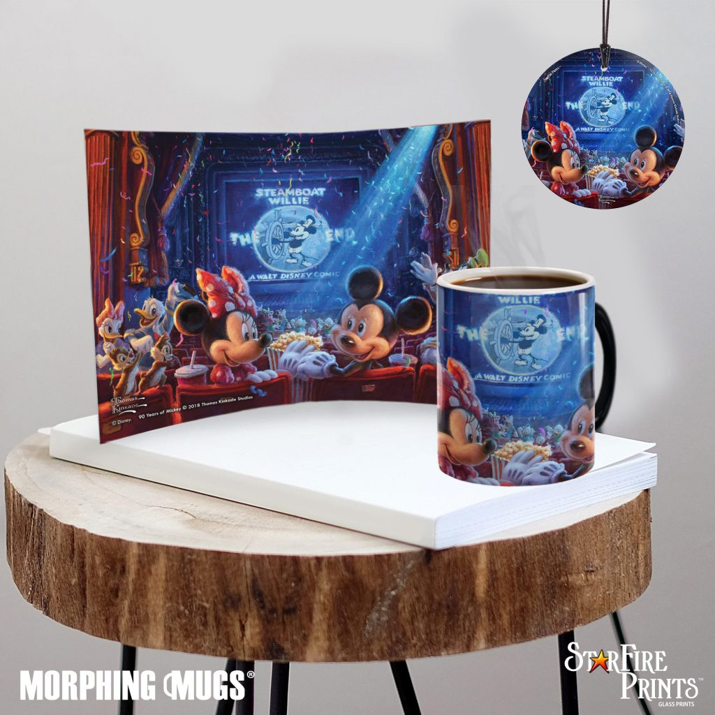 Mickey's 90th Anniversary Products from Trend Setters Ltd.
