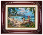 Mickey and Minnie in Hawaii – Canvas Classics