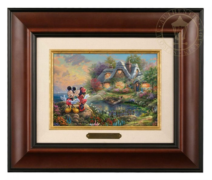 Mickey and Minnie – Sweetheart Cove – Brushworks