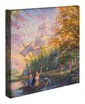 Pocahontas – 14″ x 14″ Gallery Wrapped Canvas