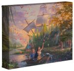 Pocahontas – 8″ x 10″ Gallery Wrapped Canvas