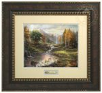Reflections of Family – Prestige Home Collection (Bronzed Gold Frame)