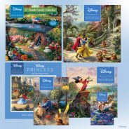The Winners For Thomas Kinkade Studios Disney Calendar Giveaway