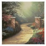 "Morning Light - 14"" x 14"" Canvas Gallery Wrap"
