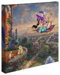 "Aladdin – 14″ x 14 "" Gallery Wrapped Canvas"