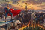 Superman – Protector of Metropolis – Limited Edition Canvas