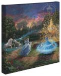 Wishes Granted – 14″ x 14″ Gallery Wrapped Canvas