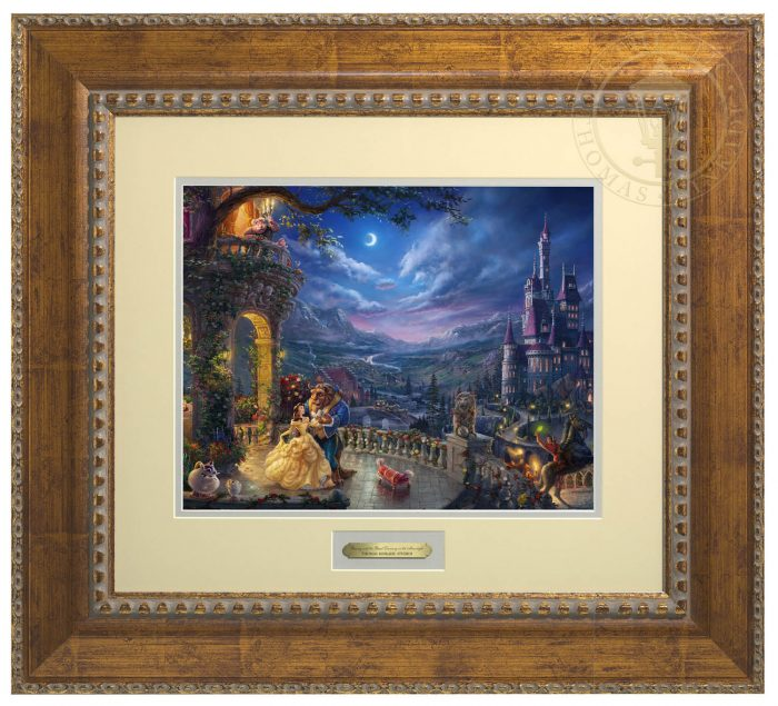 Beauty and the Beast Dancing in the Moonlight – Prestige Home Collection