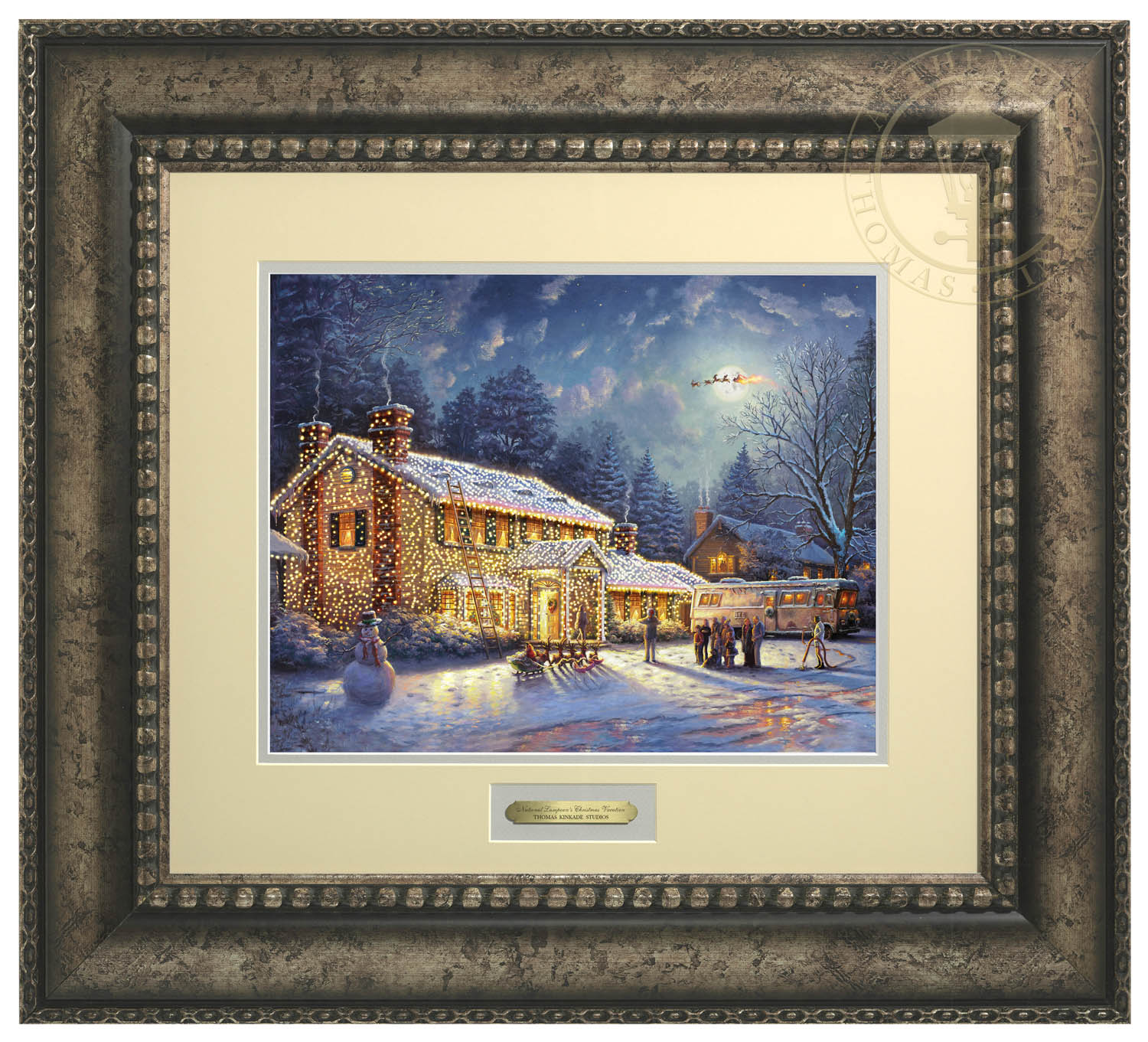 National Lampoons Christmas Vacation Prestige Home Collection