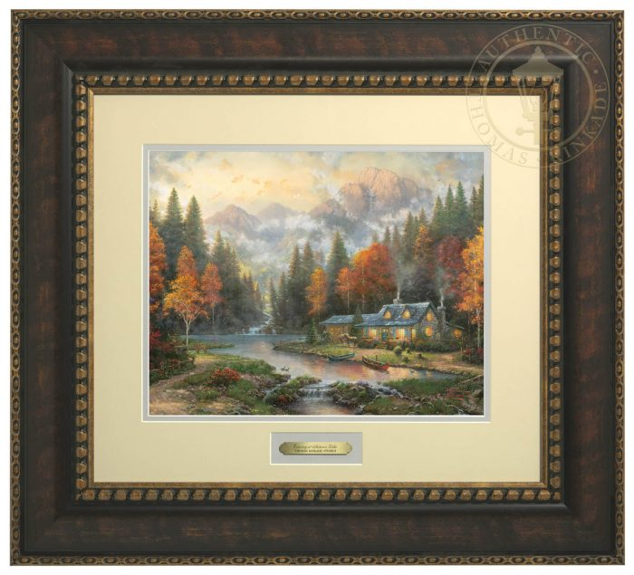Evening at Autumn Lake – Prestige Home Collection