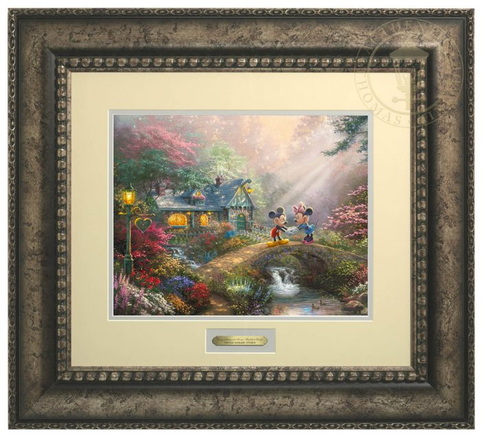 Mickey and Minnie – Sweetheart Bridge – Prestige Home Collection