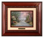 Savannah Romance – 10.5″ x 12.5″ Brushworks (Brushworks Brandy Frame)