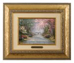 Savannah Romance – 10.5″ x 12.5″ Brushworks (Brushworks Gold Frame)