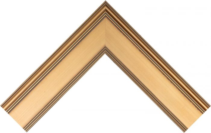 Gallery Gold Petite – Limited Edition Canvas Frame