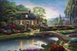 Stoney Creek Cottage – Limited Edition Canvas